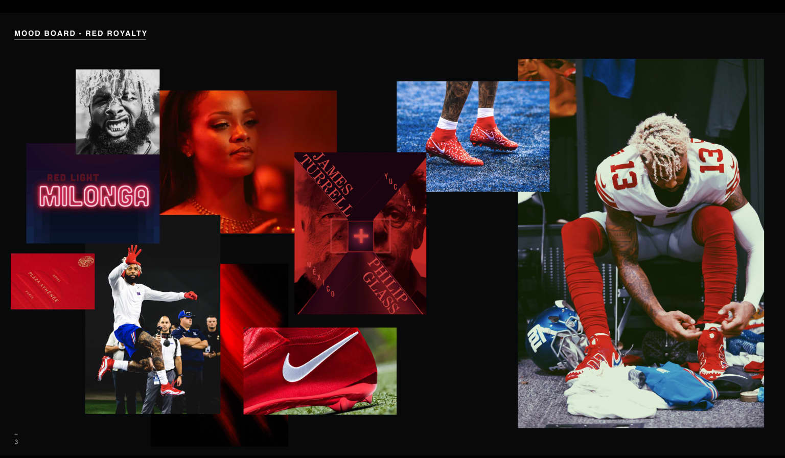 Odell Beckham Jr. — Cleat Capsule