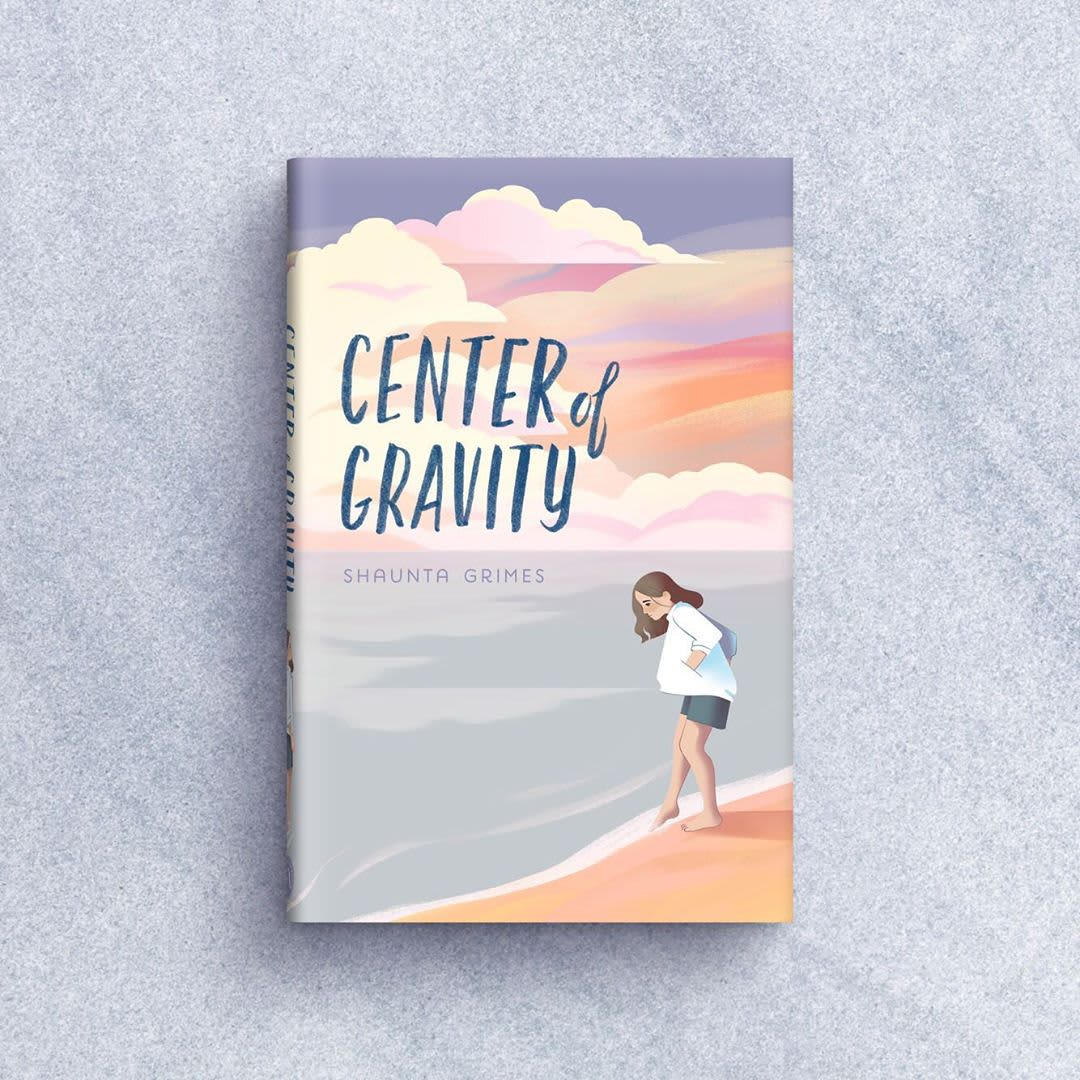 Center of Gravity Book Cover