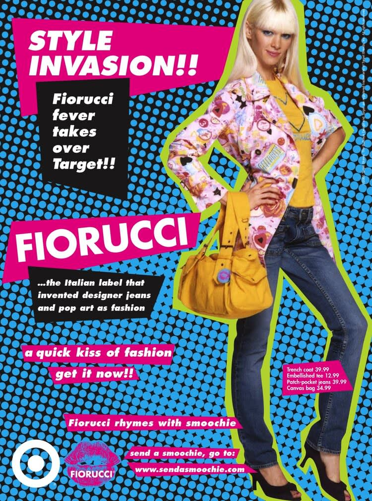 Fiorucci for Target