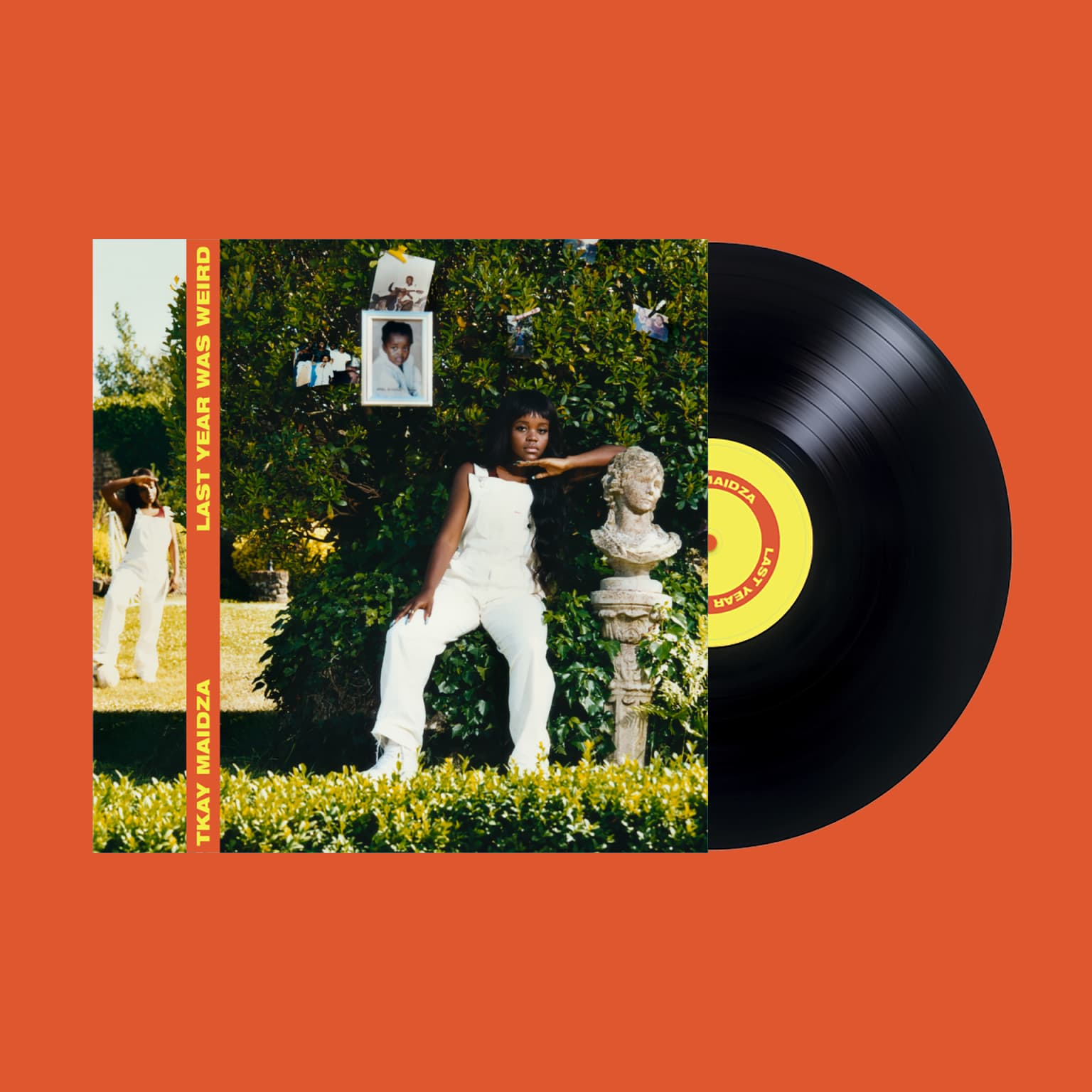 Tkay Maidza 'Last Year Was Weird' EP/Singles