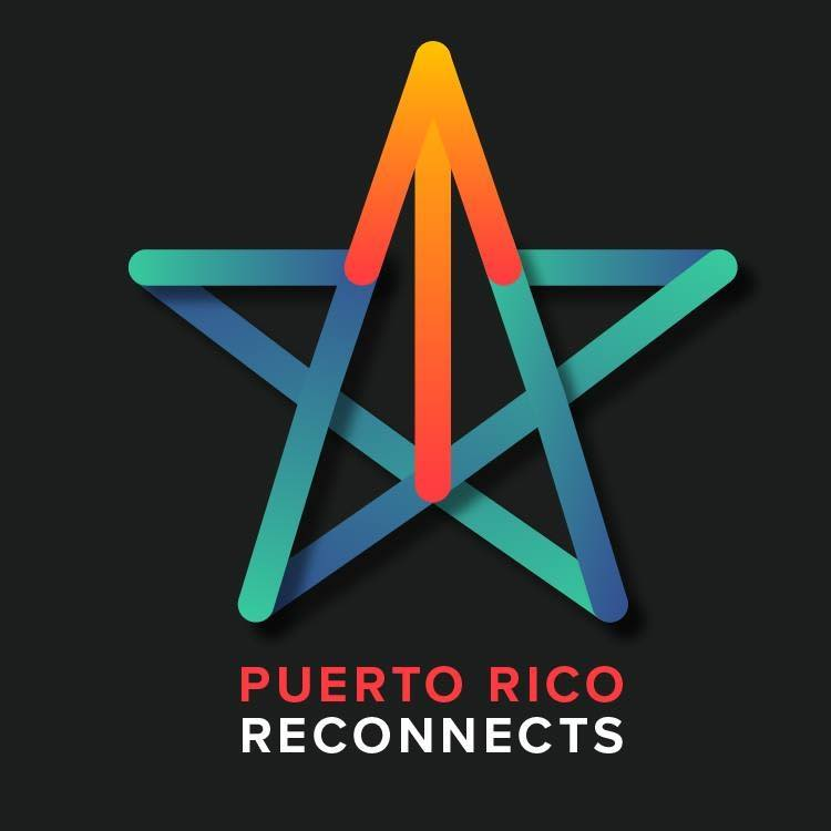Puerto Rico Reconnects Logo