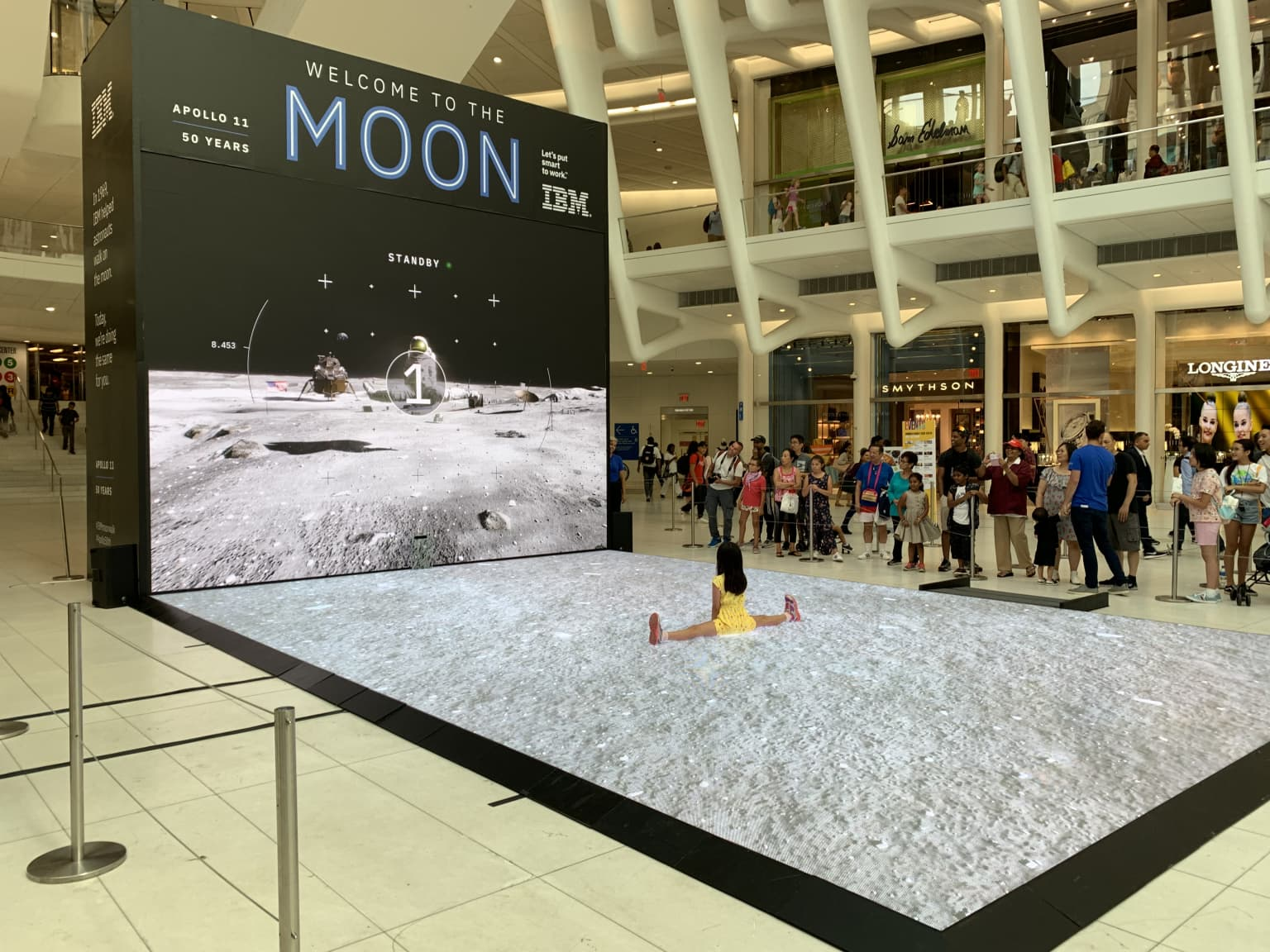 IBM Moon Walk