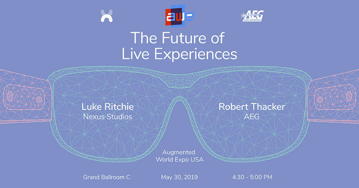 The Future of Live Experiences