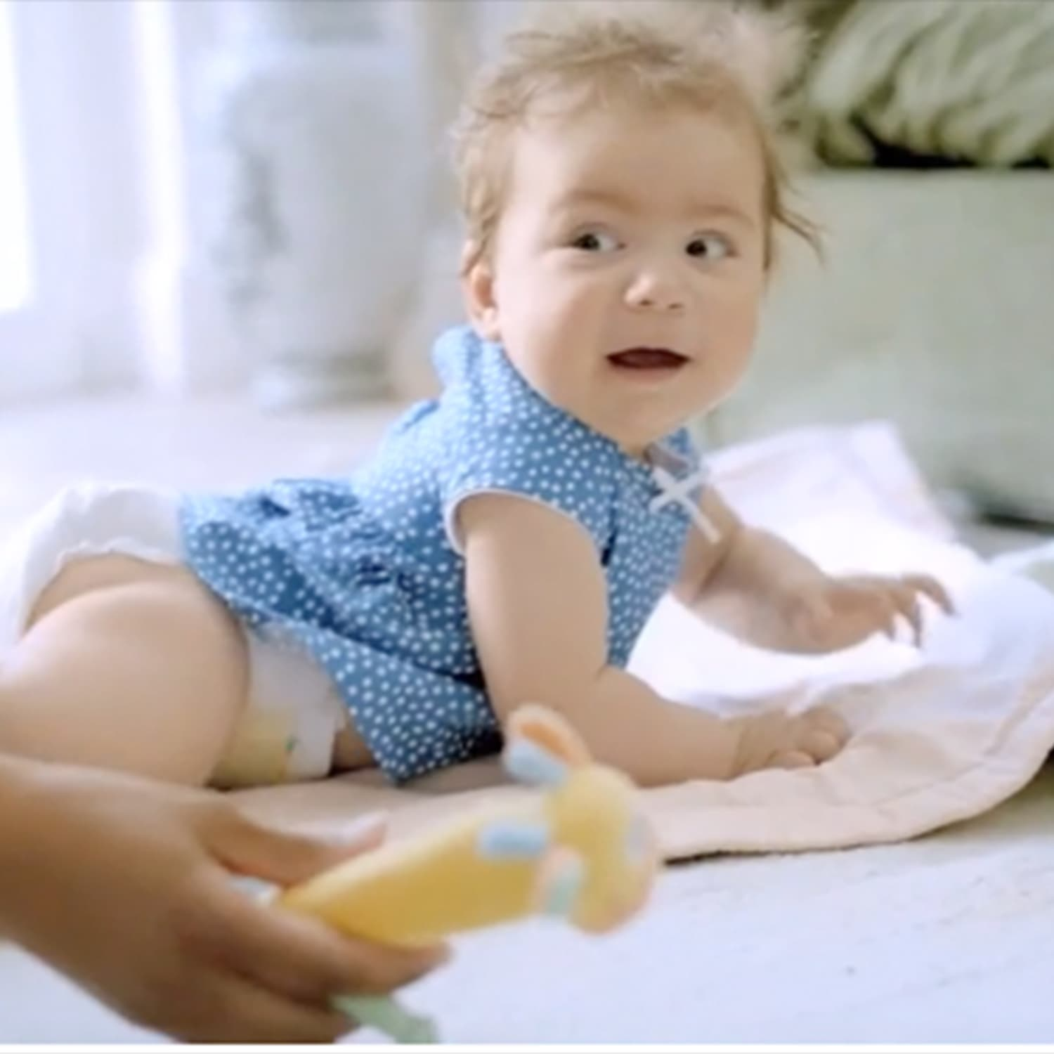 Pampers 'Firsts'