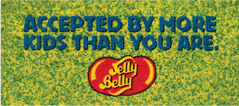 Jelly Belly OOH