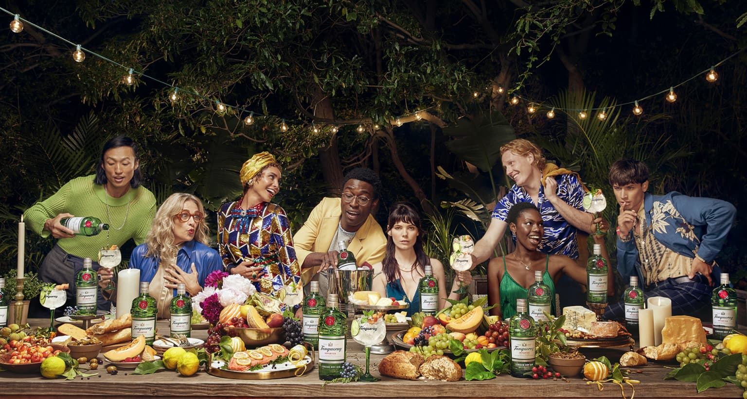 Tanqueray — Gin Is In
