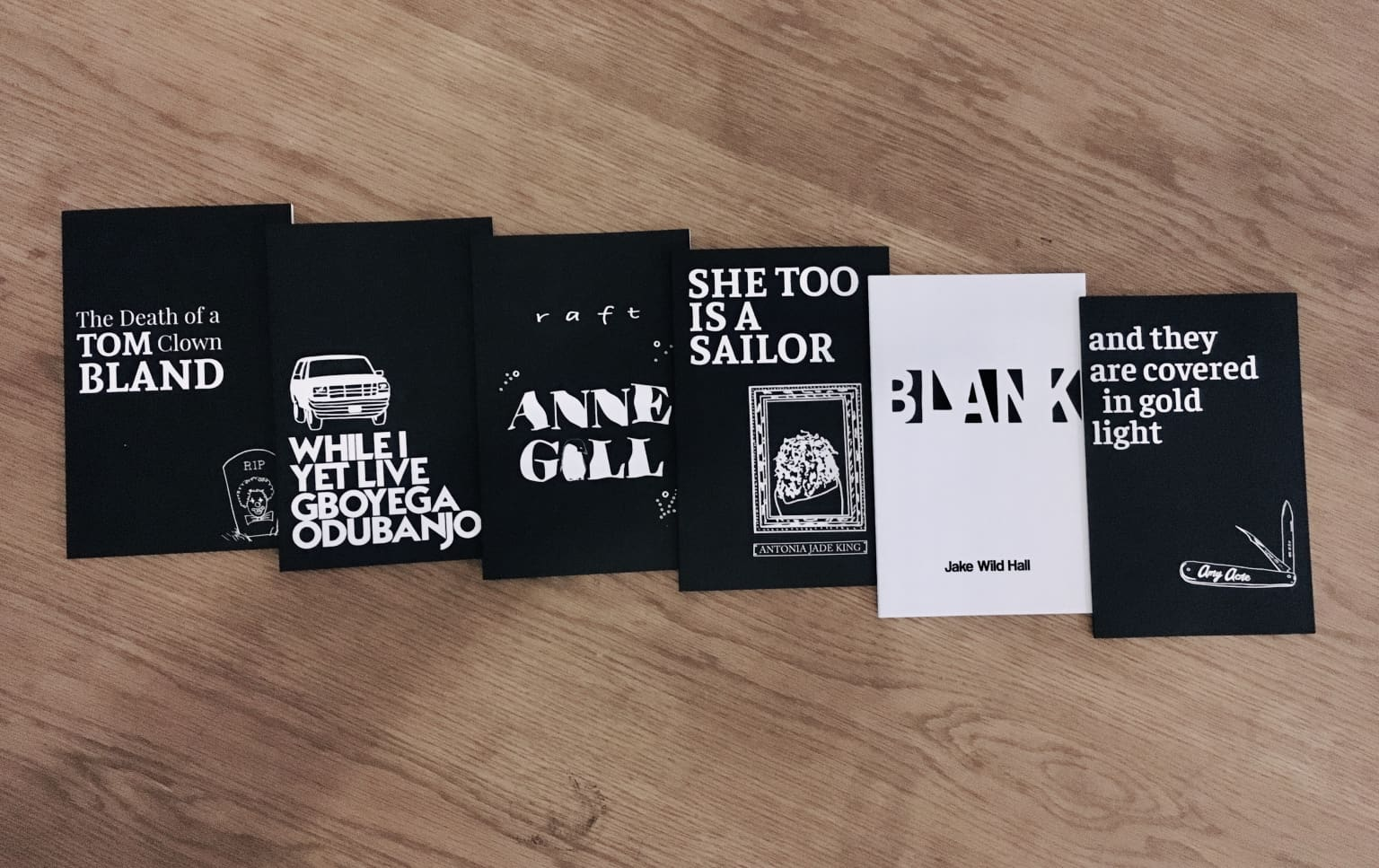Bad Betty Press poetry pamphlets