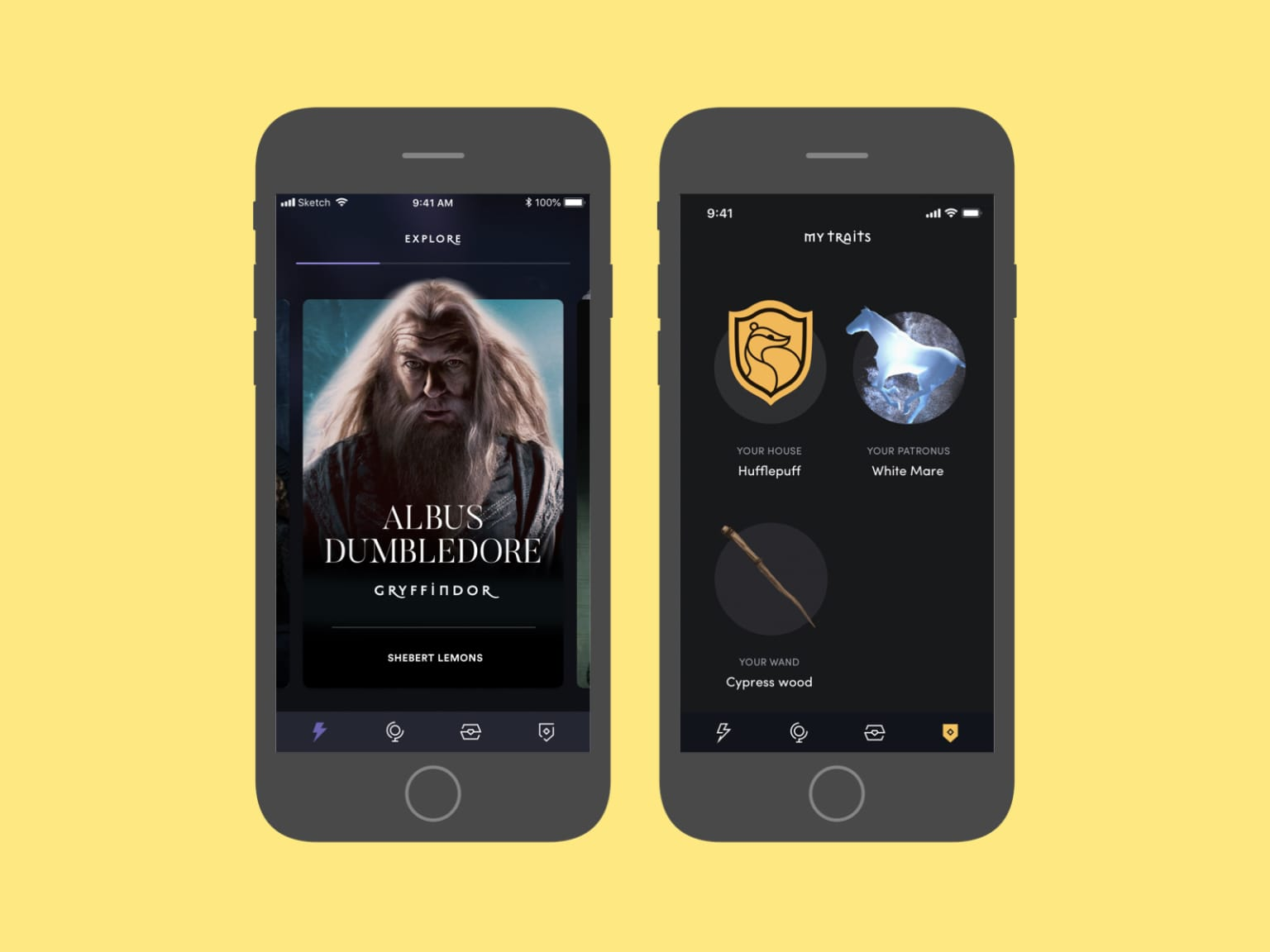 The Wizarding World of Harry Potter - App and Web