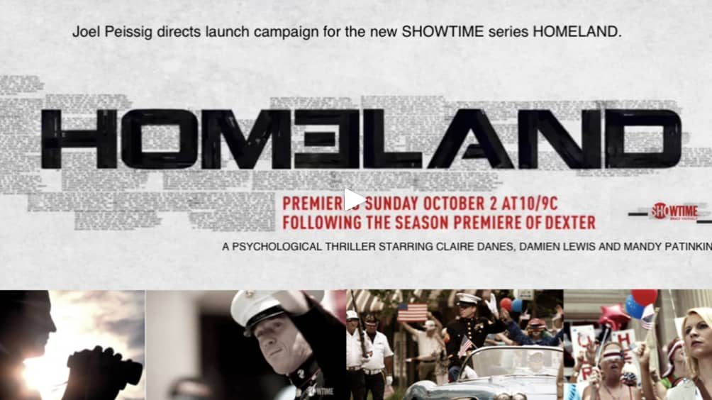 HOMELAND launch