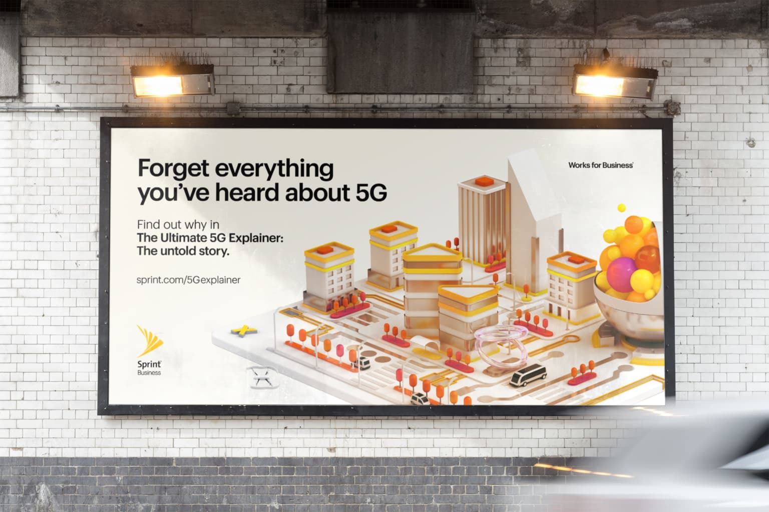 Sprint Business – 5G Campaign