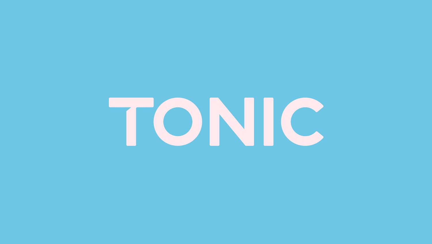 TONIC - VICE Health