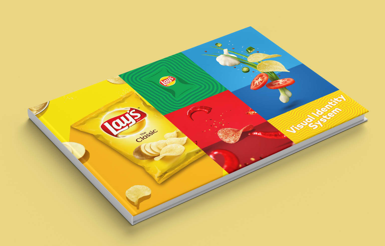 Lays Global Visual Identity System