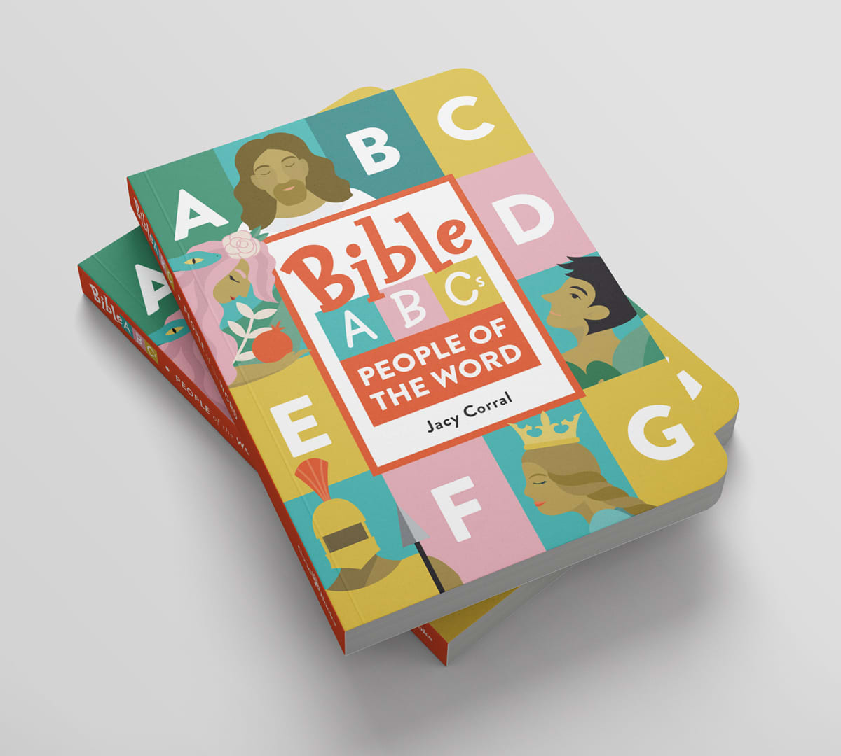 """Bible ABCs: People of the Word"" Children's Book Author and Illustrator"