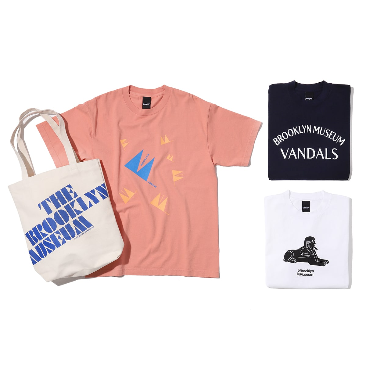 Brooklyn Museum X Only NY Collection