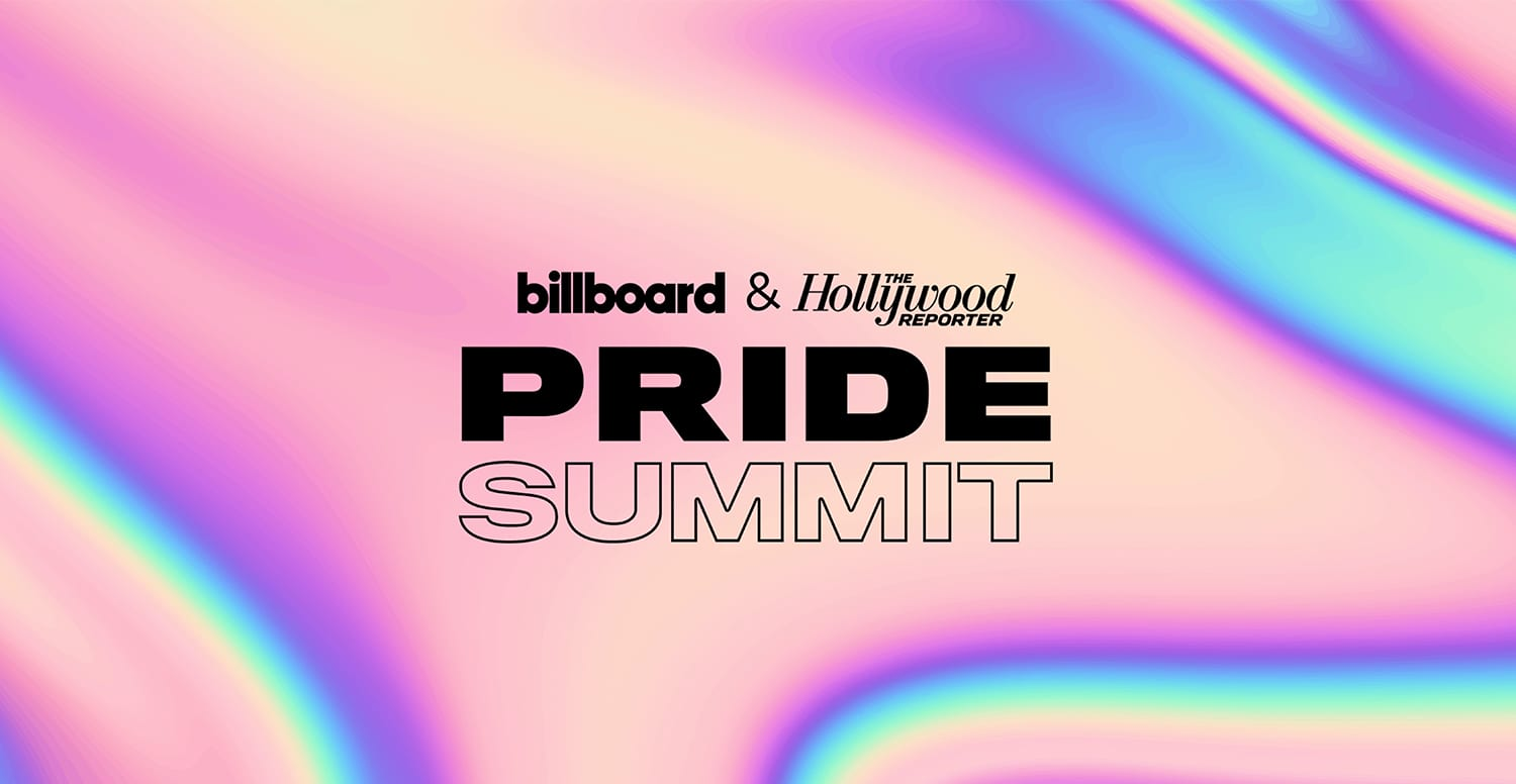 Billboard & Hollywood Reporter Pride Summit