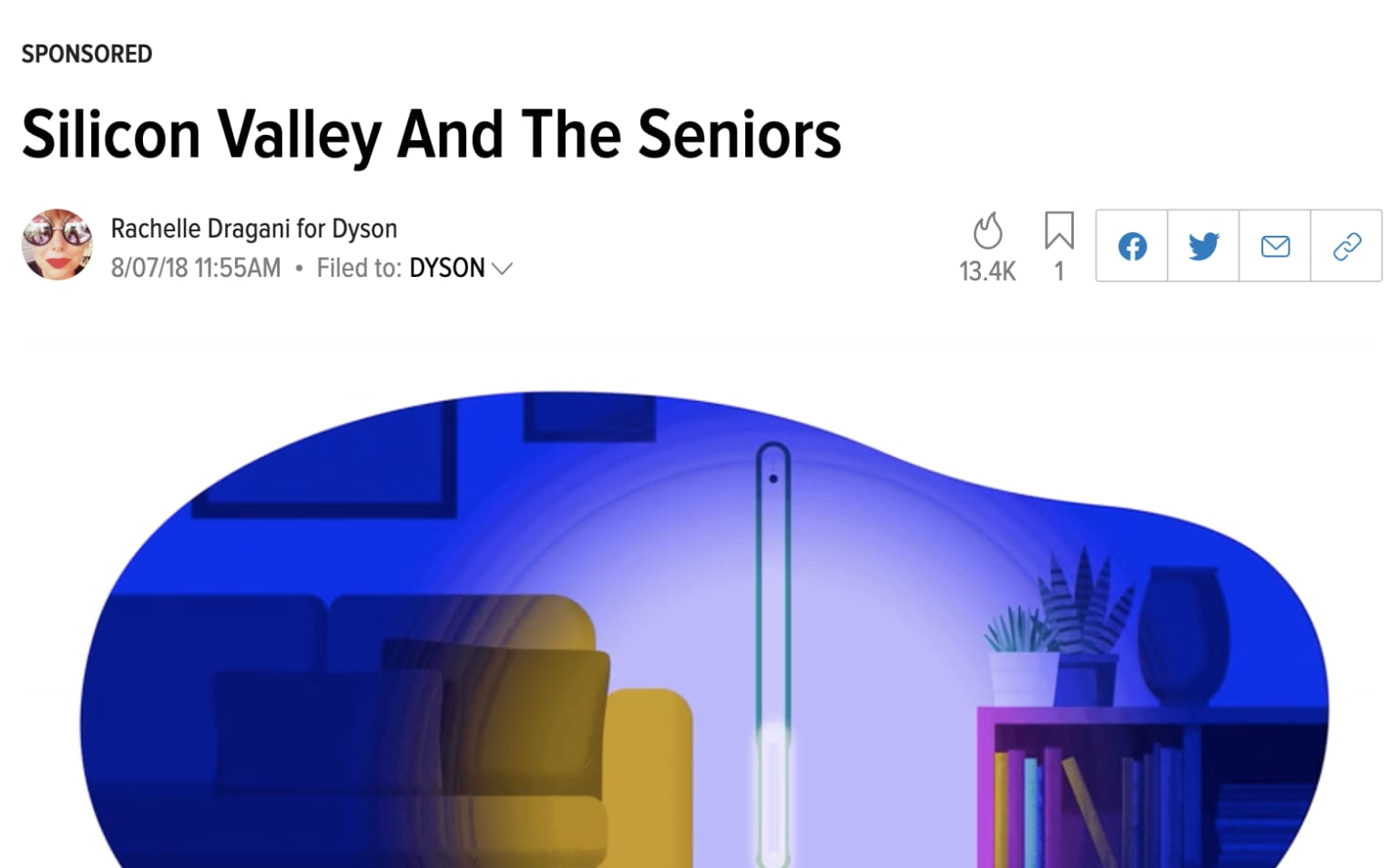Silicon Valley and the Seniors