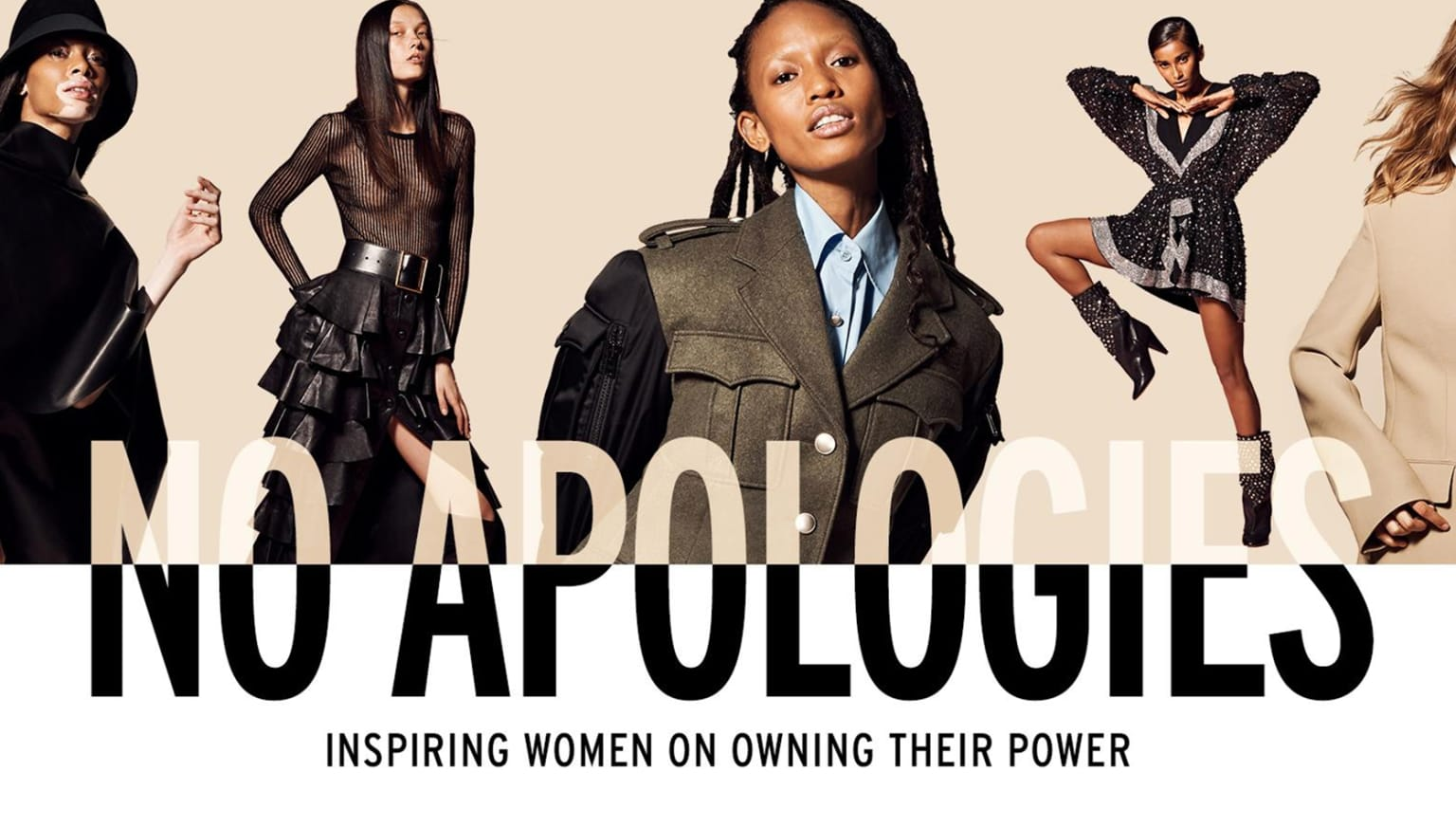 Saks Fifth Avenue – No Apologies Fall 2019 Editorial