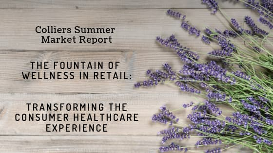 The Fountain of Wellness in Retail