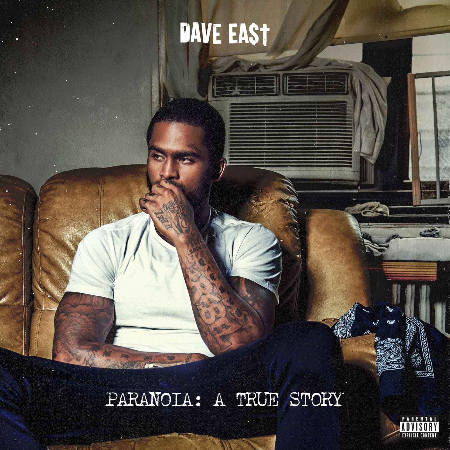 Dave East - Paranoia EP