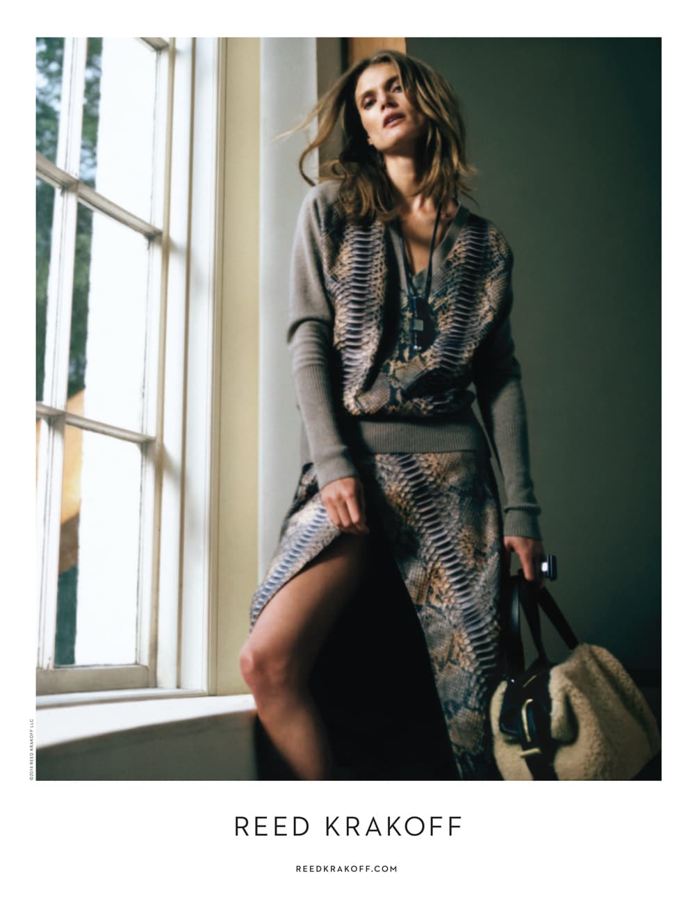 Reed Krakoff FW 14 Campaign