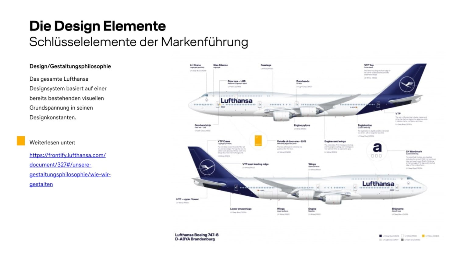 Lufthansa 'New Premium' Brand Refresh