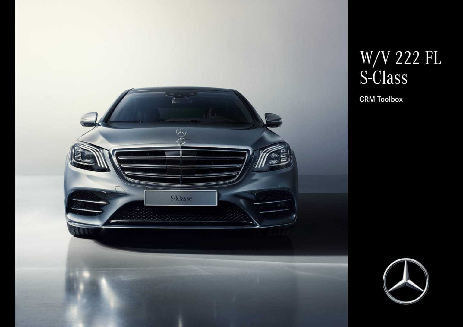 Mercedes-Benz – 'S-Class' Announcement Strategy
