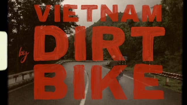 Vietnam by Dirtbike