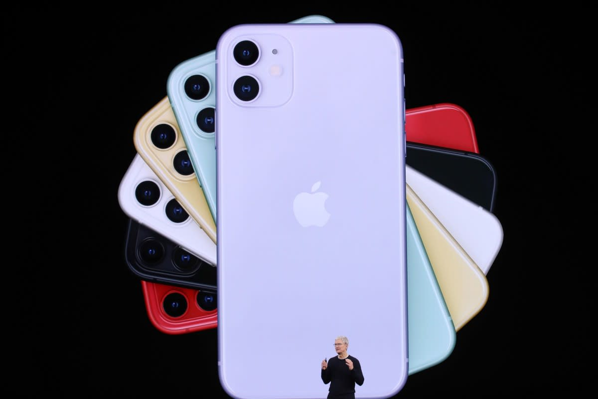 iPhone 11 Launch