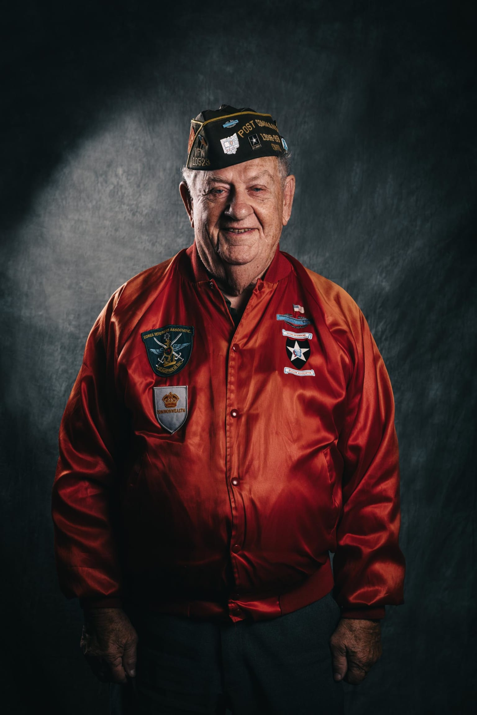 Our Heroes | A portrait series
