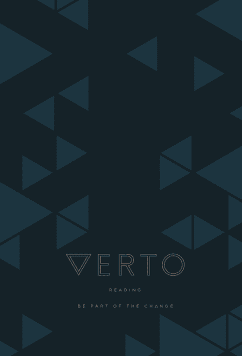 VERTO Reading - Property brochure and marketing collateral