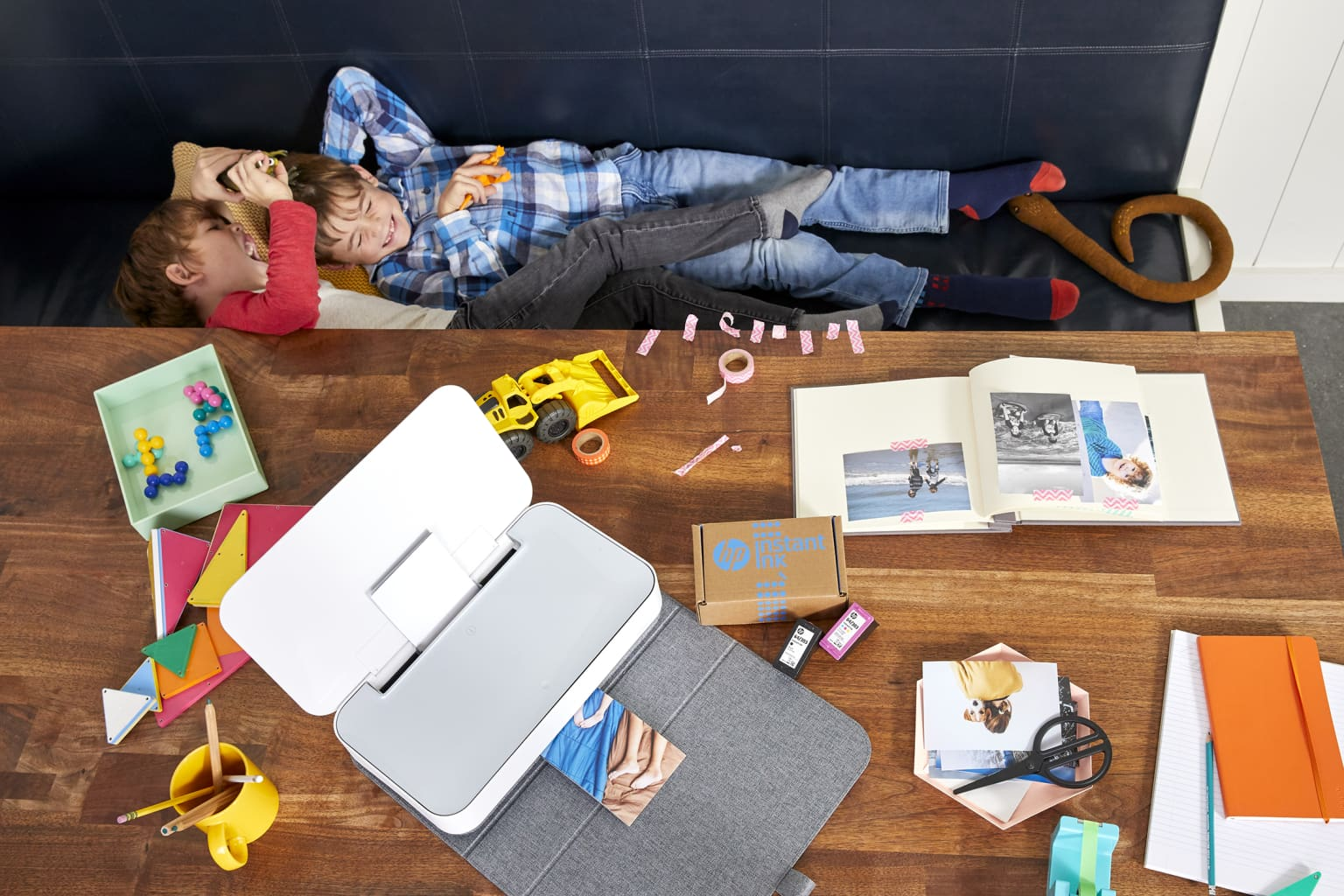 HP Instant Ink Campaign