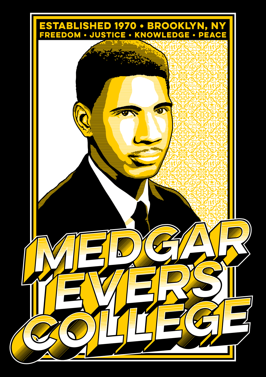 Medgar Evers College 50th Anniversary