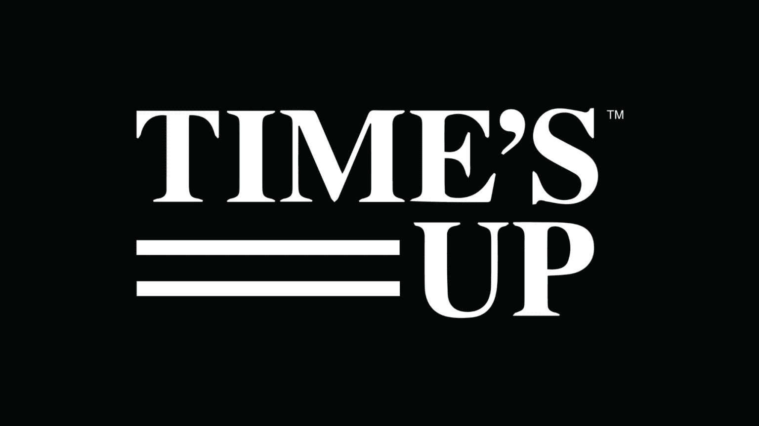 Time's Up Identity