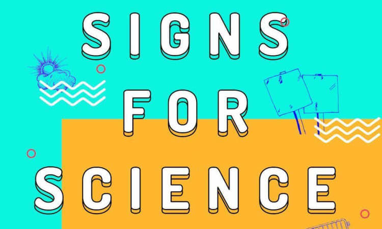 Signs for Science