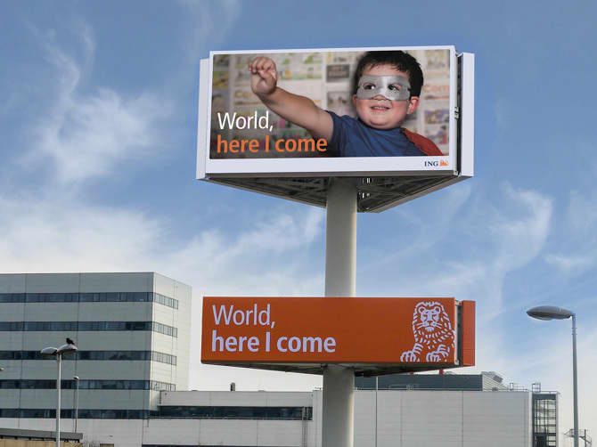 ING - World, here I come