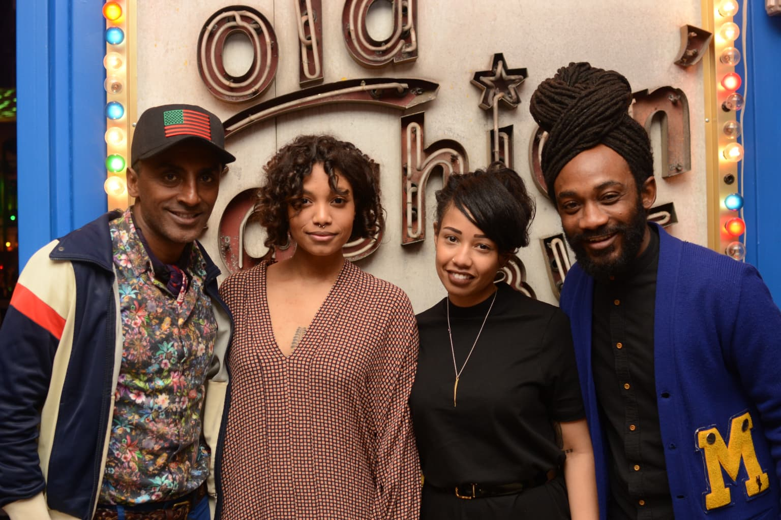 A Night in Harlem with The Starving Artist