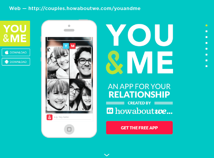 You&Me: An app for your relationship