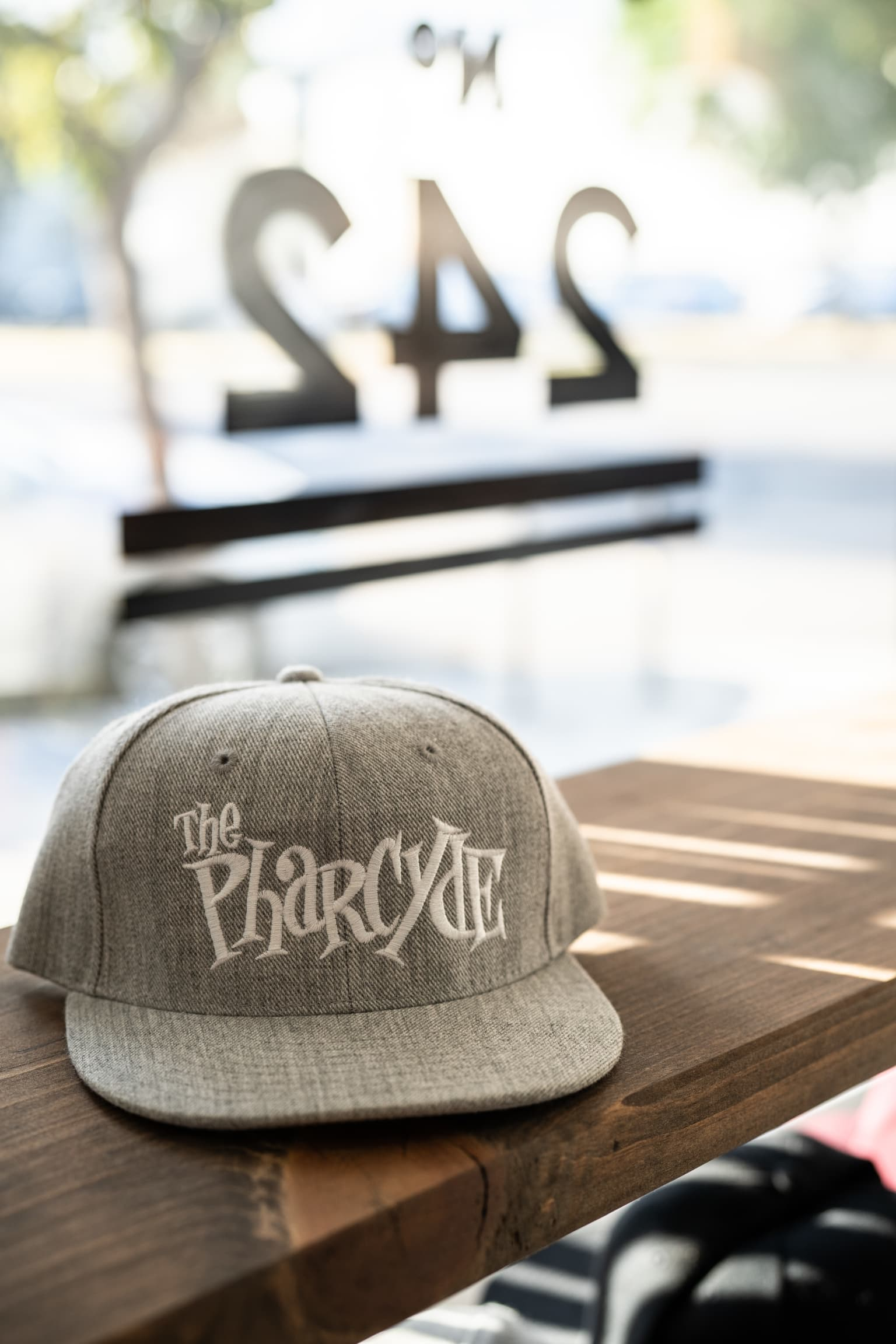 Lifestyle/E-commerce for The Pharcyde