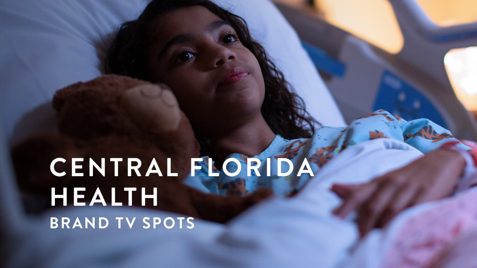Central Florida Health Brand Campaign - TV + Stills