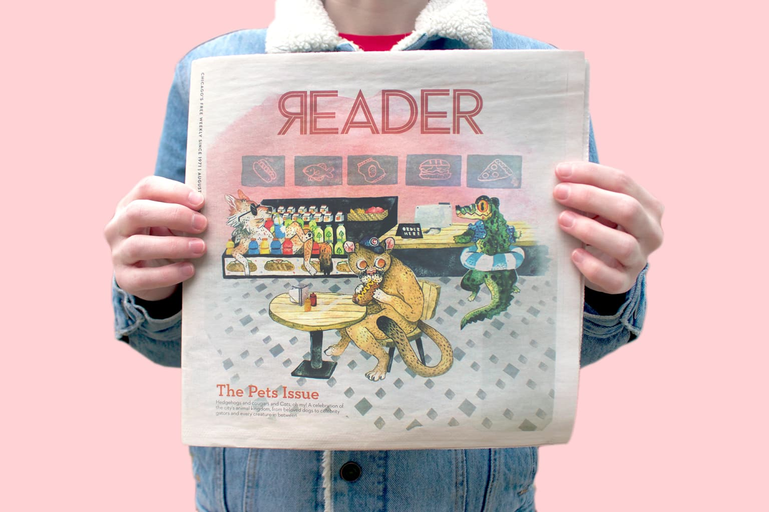 Pets Issue Chicago Reader
