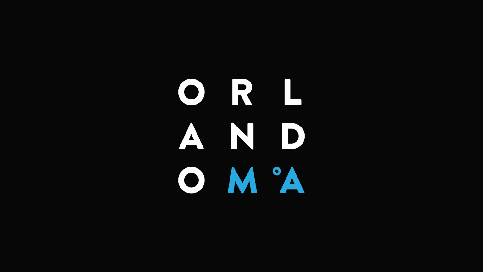 Orlando Museum of Art — Rebrand