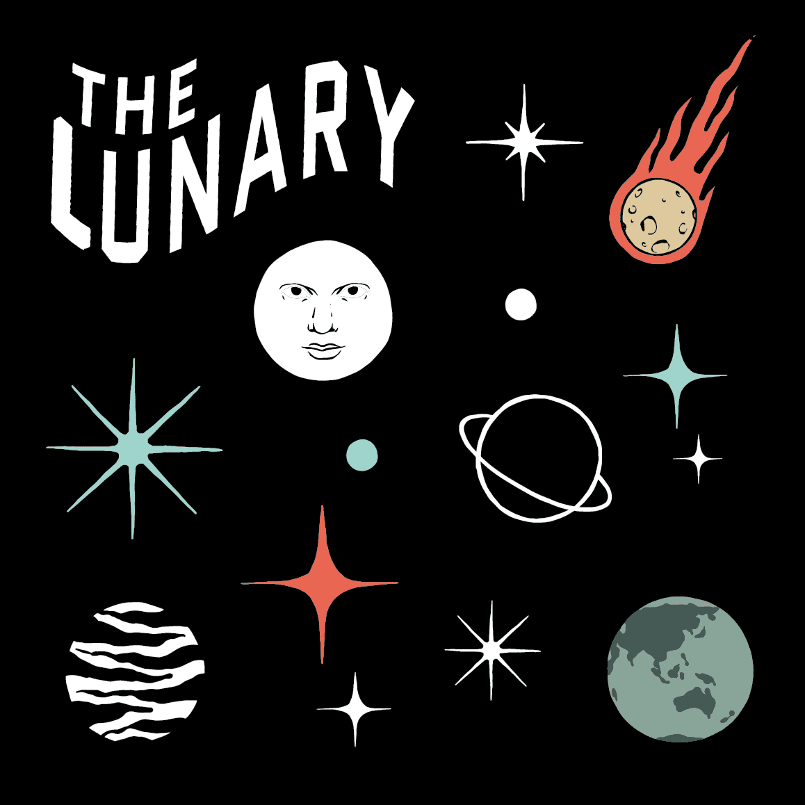 The Lunary packaging