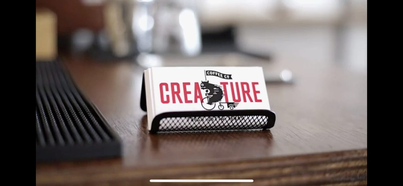 Creature Coffee Promotional Video