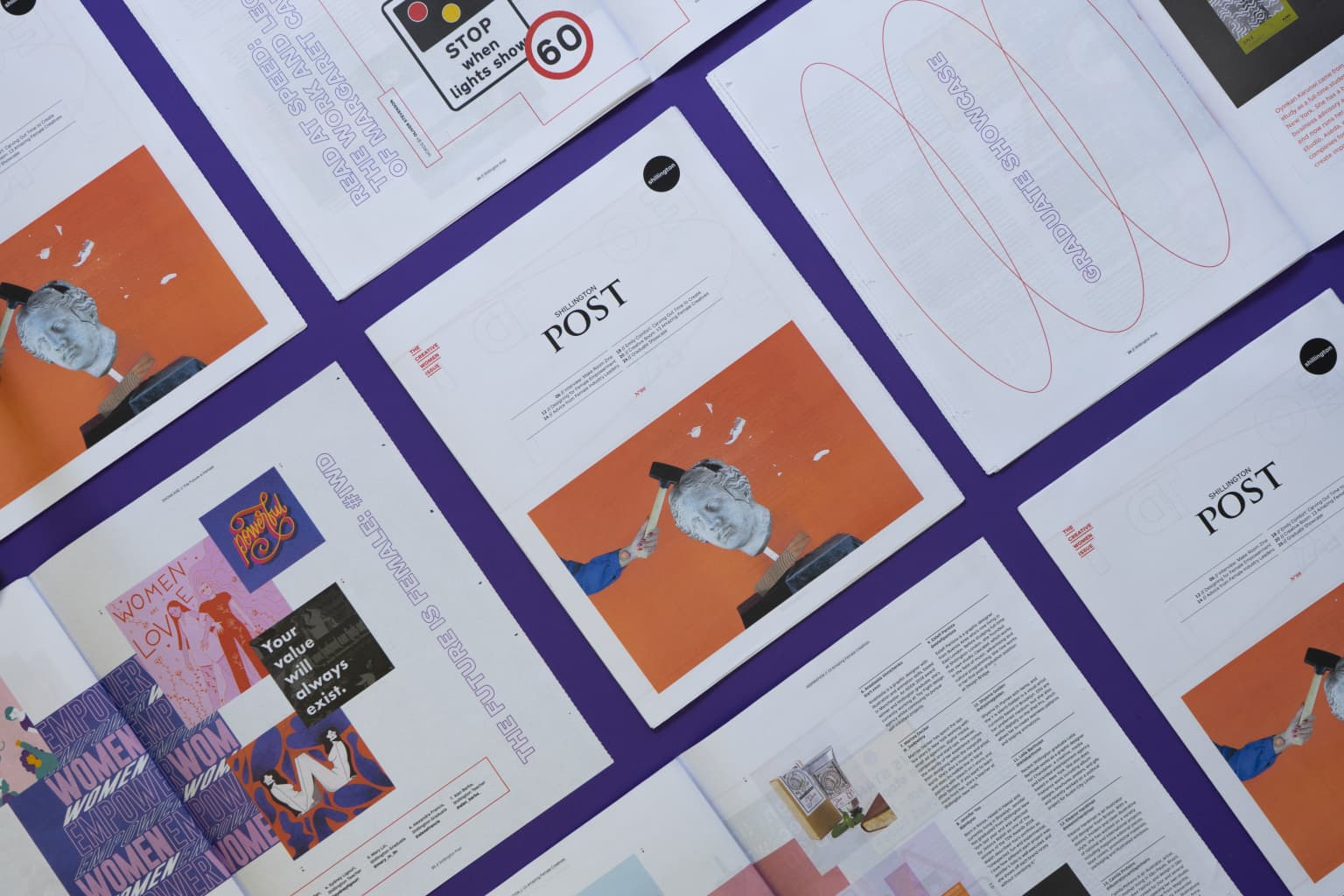 Shillington Post 08 — The Creative Women Issue