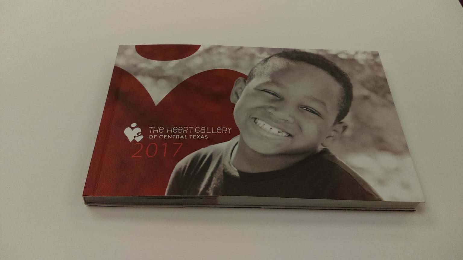 The Heart Gallery of Central Texas 2017 Adoption Gallery