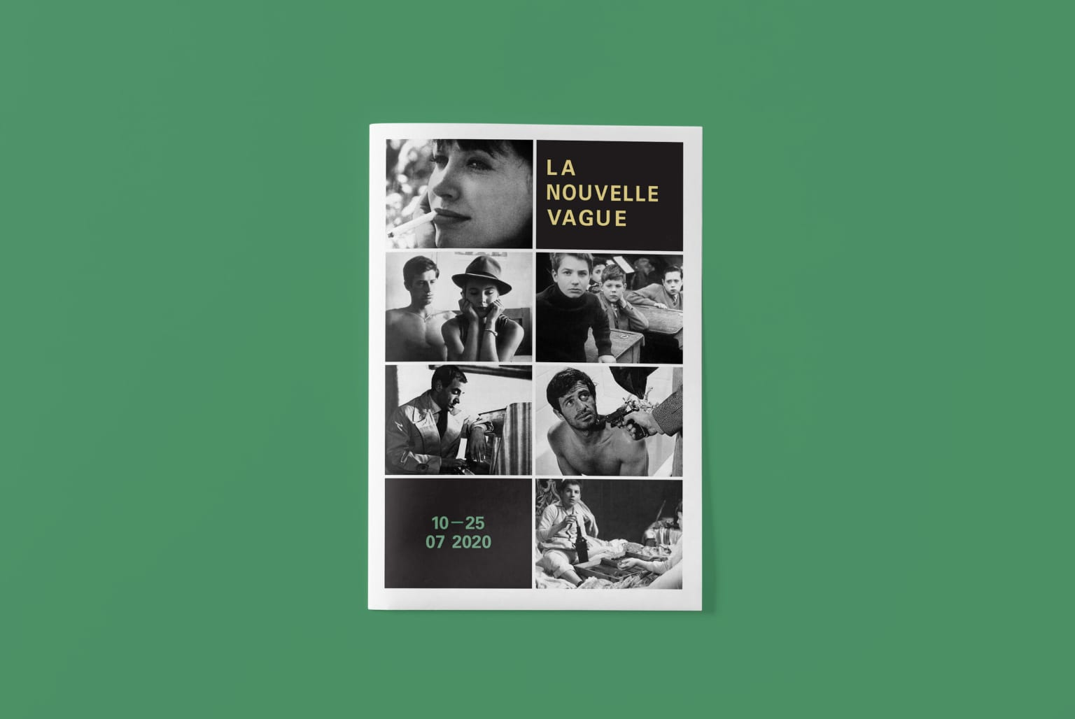 An ode to Nouvelle Vague