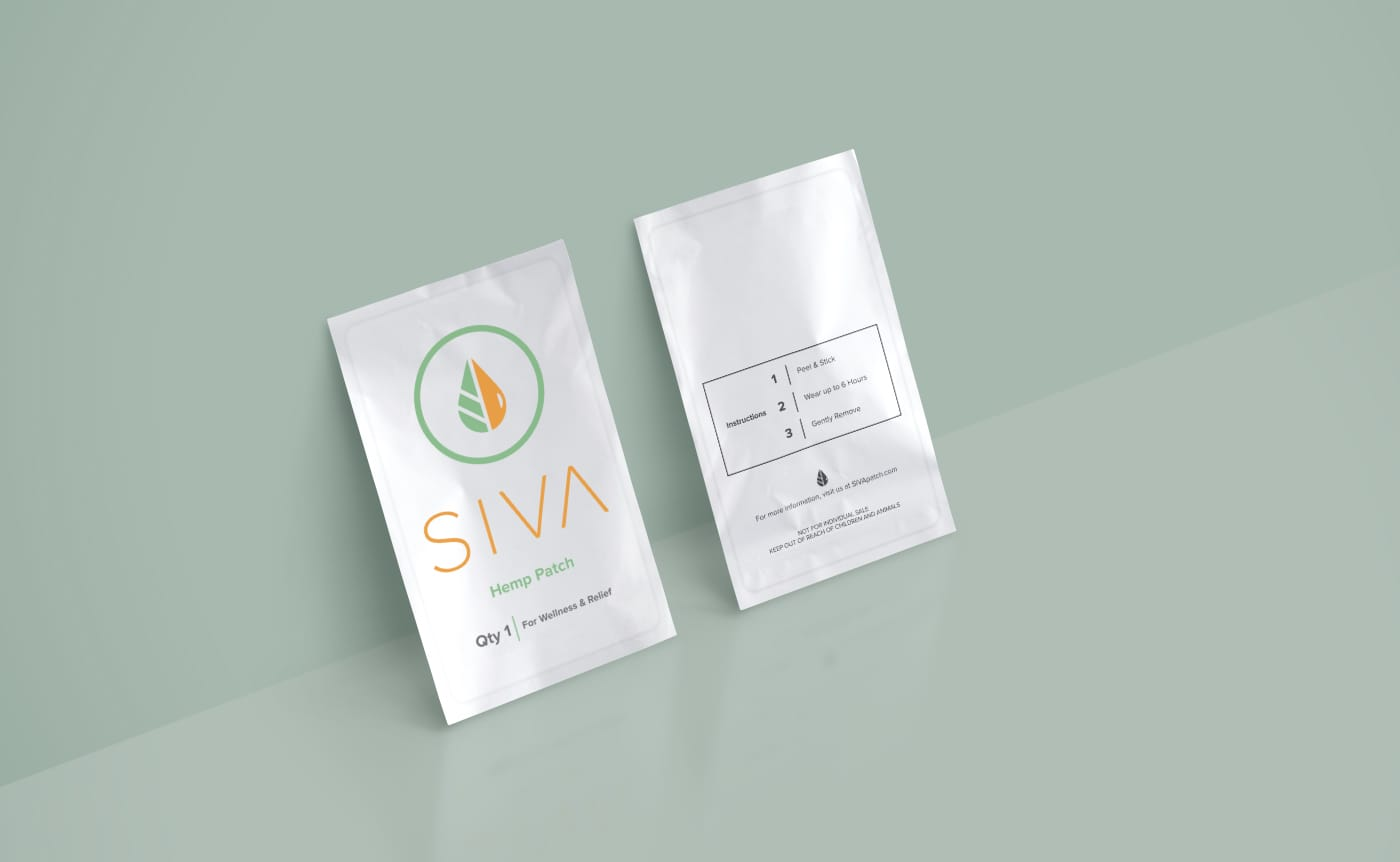 SIVAPatch Brand Launch
