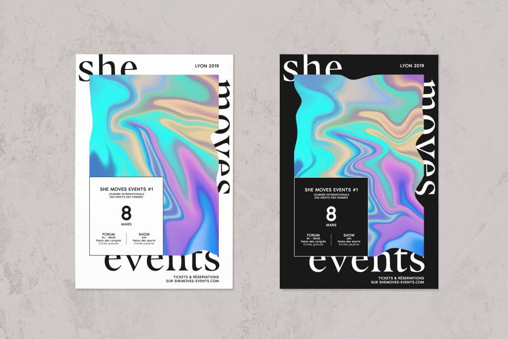 SHE MOVES EVENTS