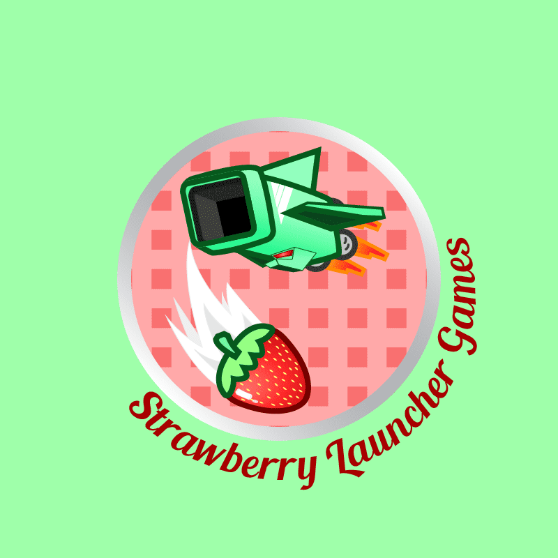 Strawberry Launcher Games