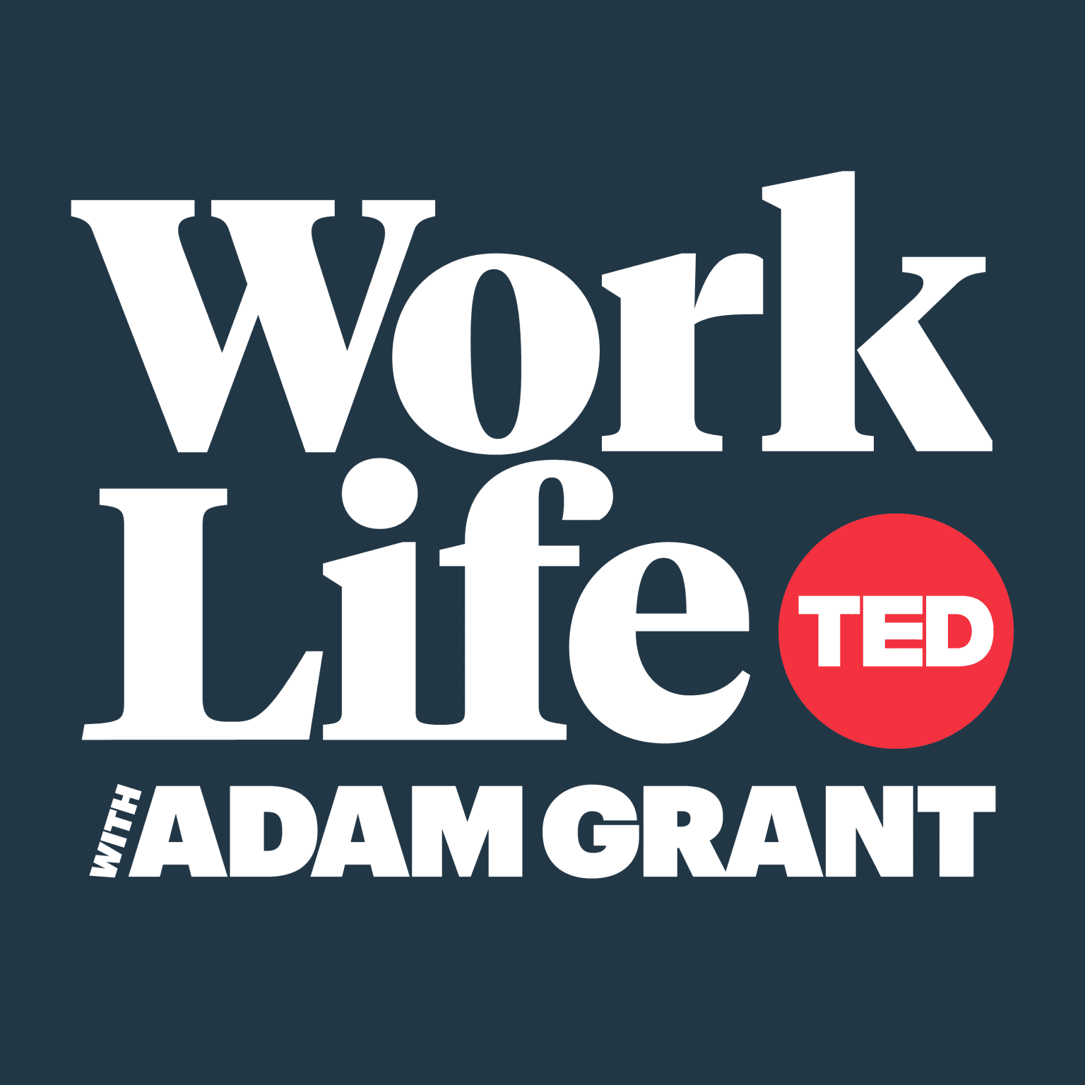 Worklife with Adam Grant Identity